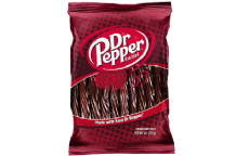 Dr Pepper Twists